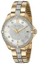 Bulova Crystal - 98L228