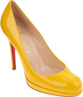 Patent New Simple Pump - Yellow