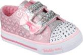 Skechers Twinkle Toes: Shuffles - Glitter Pop
