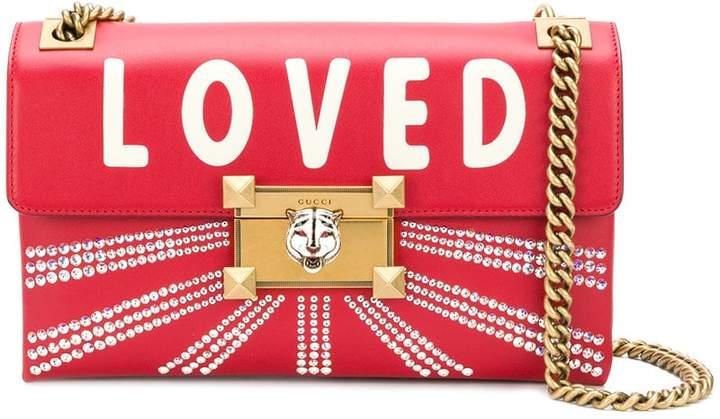 Gucci loved shoulder bag