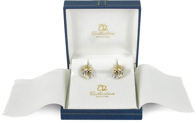 A-Z Collection Drop Earrings