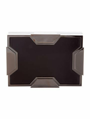 Lee Savage Large Space Clutch Black