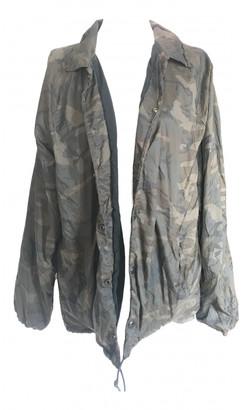 Denim & Supply Ralph Lauren Khaki Synthetic Coats