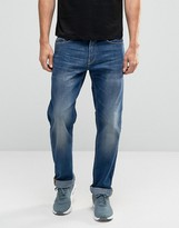Blend of America Jeans Rock Straight Fit in Stonewash