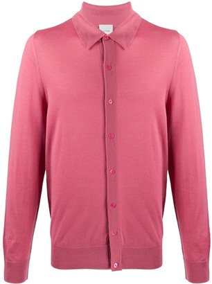 Paul Smith Fine-Knit Buttoned Cardigan