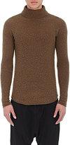 NSF Men's Klim Turtleneck Sweater-GREEN