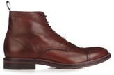 Paul Smith Shoes & Accessories Jarman Lace-up Leather Boots