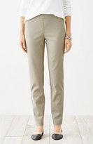 J. Jill Essential Cotton-Stretch Pants