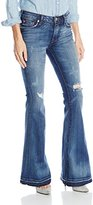 Hudson Women's Mia 5 Pocket Midrise Flare 5- Pocket Jean