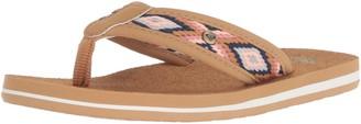 Roxy Girls' RG Saylor Flip Flop Sandal