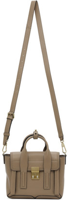 3.1 Phillip Lim Taupe Mini Pashli Bag