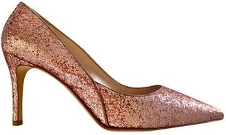 Pink Glitter Heels | Shop the world's