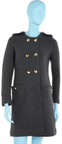 Military Knit Coat