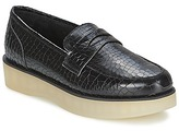 F-Troupe Penny Loafer black