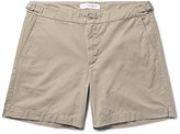 Orlebar Brown - Carvin Slim-fit Cotton-twill Shorts