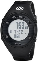 Soleus Unisex SG011-001 GPS One Digital Black Watch