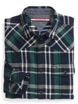 Tommy Hilfiger Custom Fit Plaid Shirt