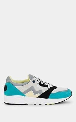 Karhu Women's Aria Suede Sneakers - Turquoise
