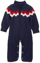 Toobydoo Zermatt Zip Front Jumpsuit (Baby Boys)