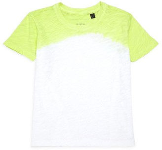 ATM Anthony Thomas Melillo Little Kid's Dip Dyed T-Shirt