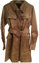 Marc Jacobs Camel Trench coat