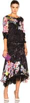 Preen by Thornton Bregazzi Abigail Lace Hem Dress