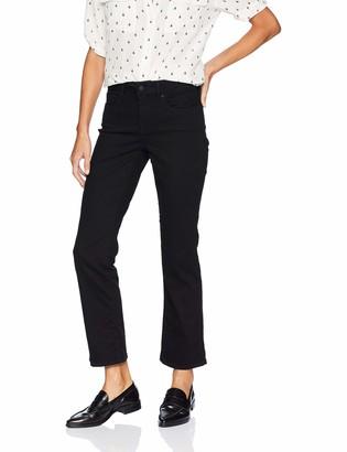 NYDJ Women's Petite Marilyn Straight Leg Jeans