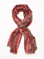 Missoni Fringe Long Scarf