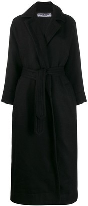 Katharine Hamnett maxi oversized coat