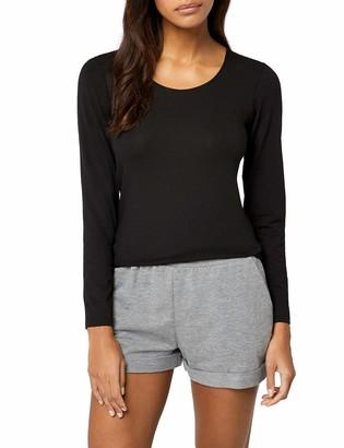 Calida Women's Top Langarm Comfort Sweatshirt