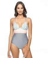 Splendid Women's Astoria Removable Soft One Piece Swimsuit