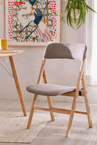 Urban Outfitters Mikke Upholstered Folding Chair