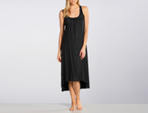 Jets Accent Jersey Back Maxi Dress