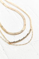 Urban Outfitters Robin Layering Necklace Set