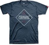 Element Men's Stadium Graphic-Print Logo T-Shirt