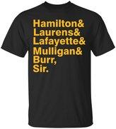 Emily Gift Shop The Hamilton Crew, Hamilton Musical, Alexander Hamilton T-Shirt-Unisex