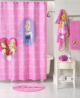 Disney Bath Accessories, Princess Timeless Shower Curtain