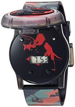 Disney Quartz Watch with Silicone Strap