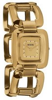 Nixon Women's -Tone Steel Bracelet & Case Quartz Analog Watch A285502-00