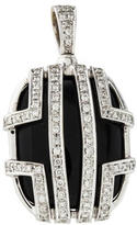 Di Modolo Favola Diamond & Onyx Pendant
