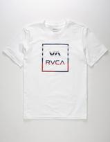 RVCA 4th All The Way Boys T-Shirt