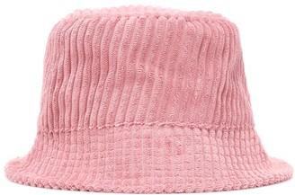 Isabel Marant Haley corduroy bucket hat