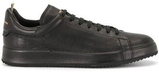 Officine Creative Textured Low-Top Sneakers