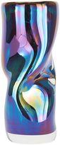 Tom Dixon Warp Iridescent Glass Vase