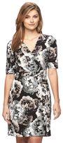 Apt. 9 Women's Faux-Wrap Dress
