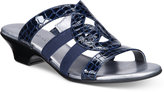 Karen Scott Emmee Slide Sandals, Only at Macy's