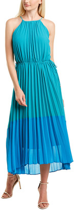 Taylor Colorblocked Maxi Dress