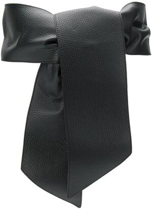 Orciani Tie-Waist Belt