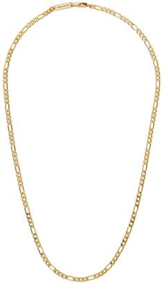 Jenny Bird Amaal 14kt gold-dipped chain necklace