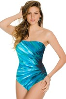 Miraclesuit Ray of Light Avanti Bandeau One Piece